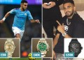 Manchester City's Riyad Mahrez targeted by thieves as he loses three luxury watches in £500,000 raid at his penthouse