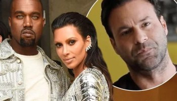 Kim K and Kanye West 'threaten ex bodyguard Steve Stanulis with $10million lawsuit'for breaking confidentiality agreement by discussing Kanye's 'ridiculous rules'