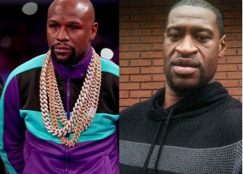 Floyd Mayweather offers to pay all of George Floyd's funeral expenses in four different cities