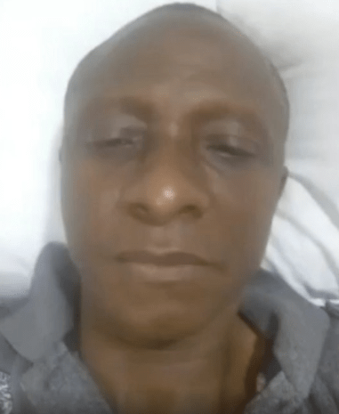 Delta state government say unknown men stormed Isolation center to whisk COVID19 patient away. Patient insists he was discharged by the Isolation authorities (Videos)