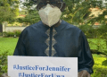 APC National leader, Bola Tinubu joins the campaign for justice for Uwa, Tina and Jennifer (photo)