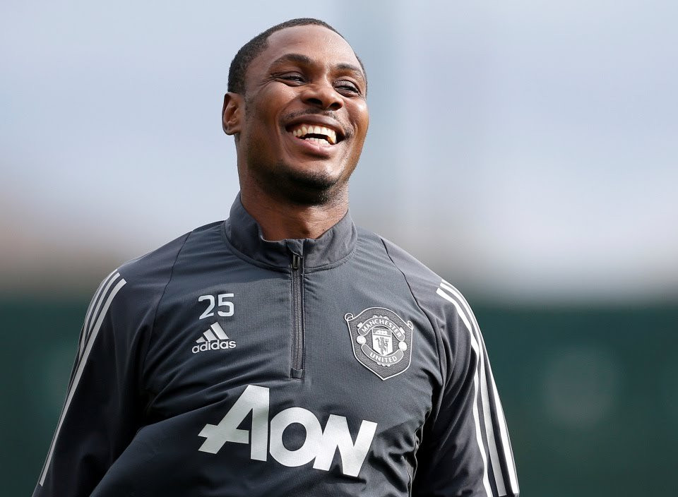 Odion Ighalo vows to take Man Utd