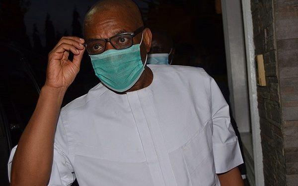 Senator Orji Uzor Kalu released from Kuje prison (photos)