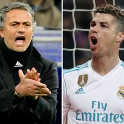 Cristiano Ronaldo was 'on verge of tears' after Mourinho exploded at him and players 'had to stop them from fighting' - Luka Modric reveals