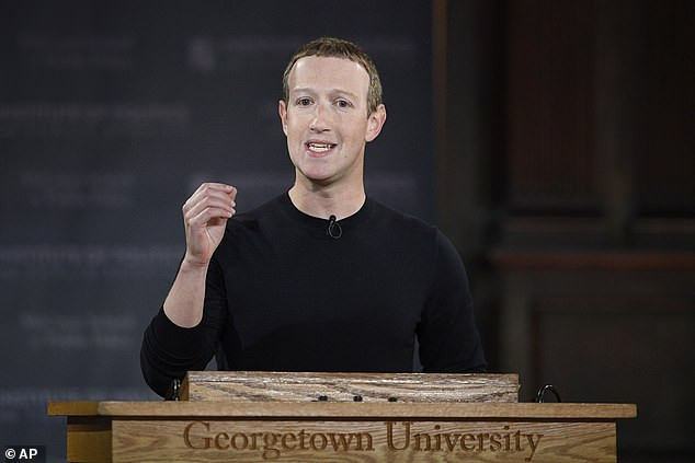 Mark Zuckerberg promises Facebook policy review amid criticism for not barring Trump