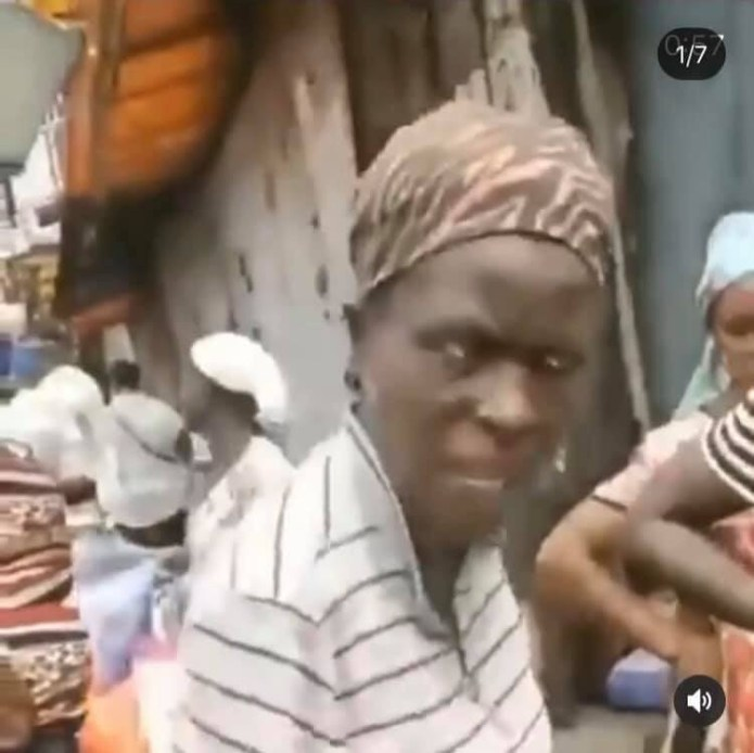 Nigerian mother beats, blames and calls her 2-year-old daughter an
