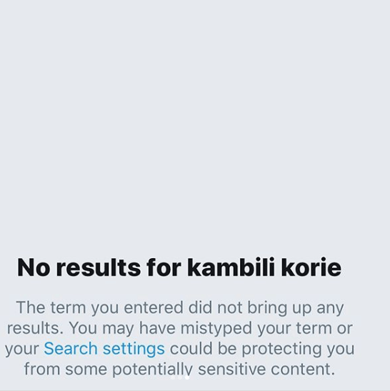 Twitter user who accused Uti Nwachukwu of rape deletes her account. He reacts.