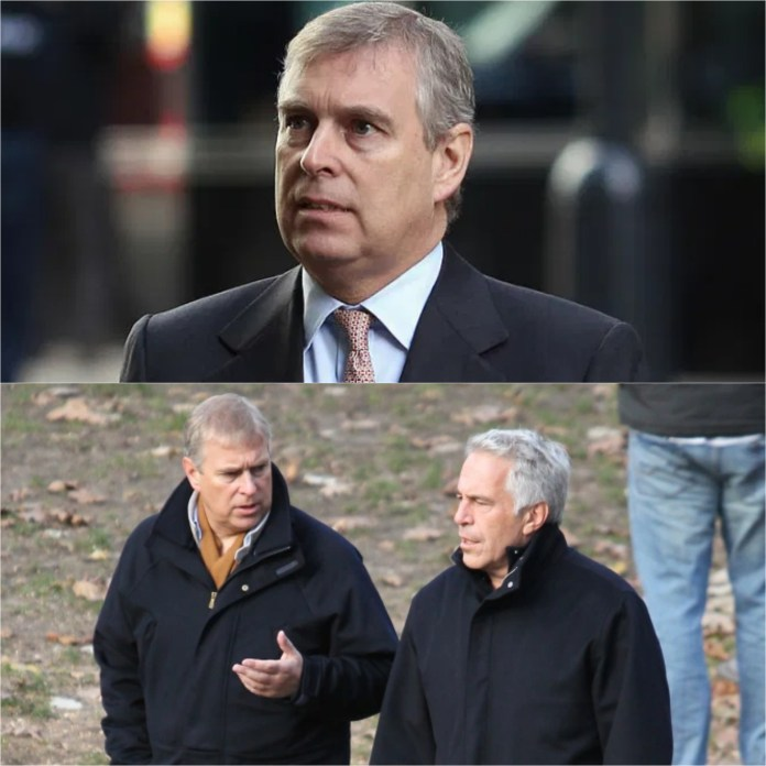 US officially demands UK hand over Prince Andrew to be quizzed over his links to paedophile Jeffrey Epstein