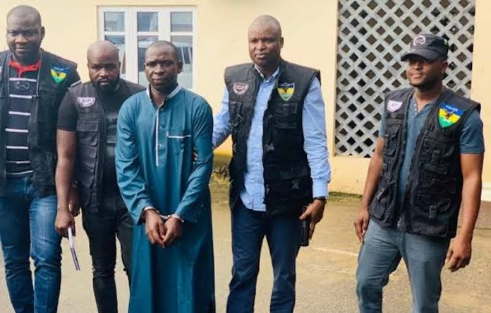 Taraba ?kidnap kingpin? Wadume and six others arraigned for
