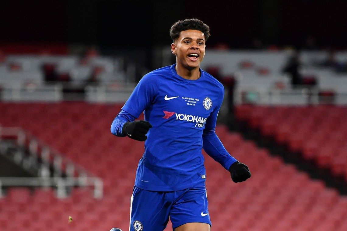 Nigerian youngster, Tino Anjorin?signs five-year contract with Chelsea