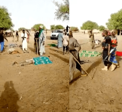 More than 60 persons killed by Boko Haram members in bloody Borno community attack