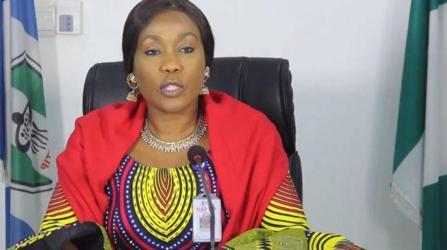 Anyone who justifies rape will henceforth be arrested - NAPTIP DG, Julie Okah-Donli (video)