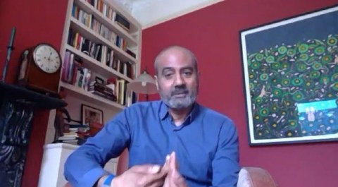 BBC newscaster George Alagiah reveals his bowel cancer has spread to his lungs 2 months after being diagnosed of COVID-19