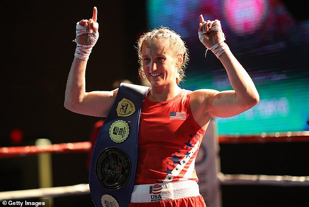 US Olympic boxer, Virginia Fuchs escapes four-year ban after blaming failed drug test on having sex with her boyfriend.