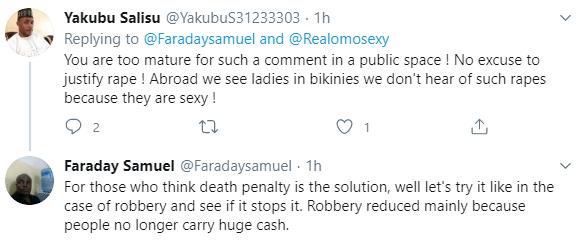 Omotola Jalade-Ekeinde replies rape apologist who said women encourage rape by appearing sexy