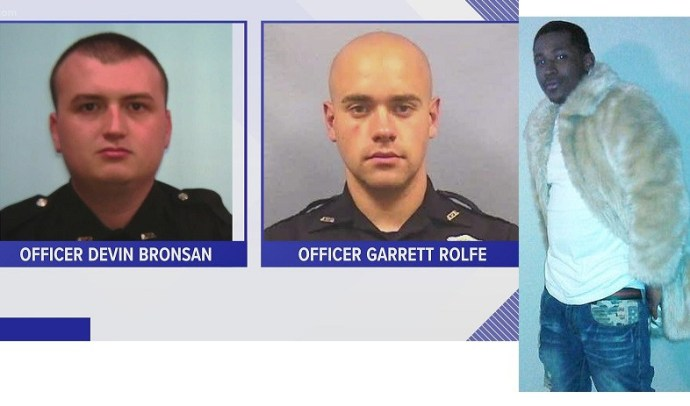 5ee5e6cea6a7f Atlanta Police officer involved in the fatal shooting of Rayshard Brooks has been fired, his colleague placed on administrative leave