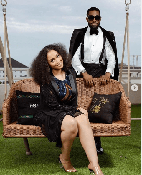 5ee65dfb0c7c1 'You are the best and have been nothing but a blessing' - D'banj praises wife Didi Lineo as he shares beautiful photos of them