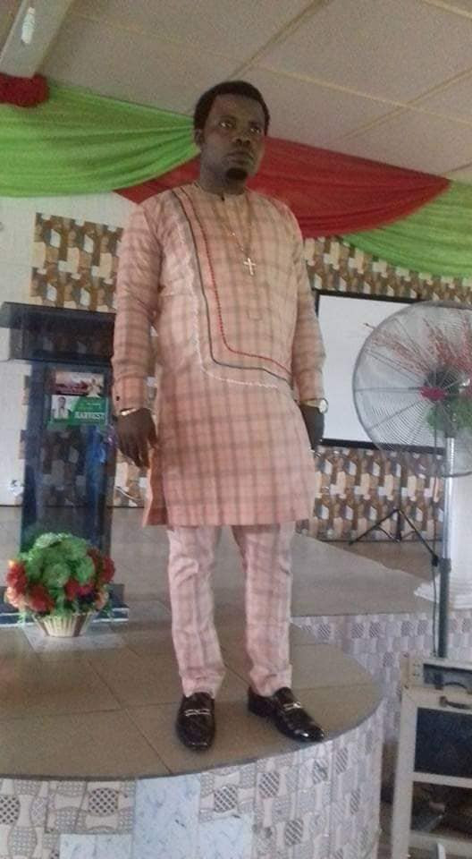 Pastor disgraced after allegedly being caught planting charm on his cousin