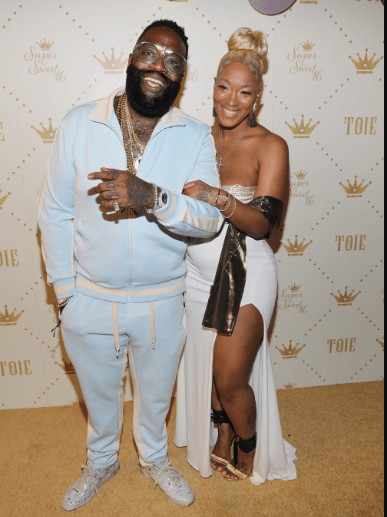 Judge orders Rick Ross to pay his babymama Briana Camille $8,500 in temporary child support