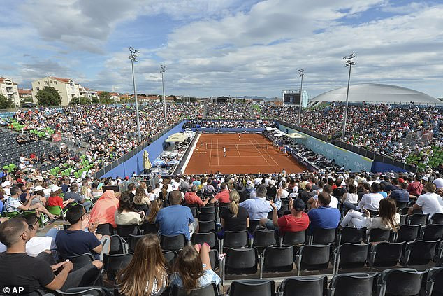 Tennis stars, Grigor Dimitrov and Borna Coric test positive for COVID-19 after participating in Novak Djokovic