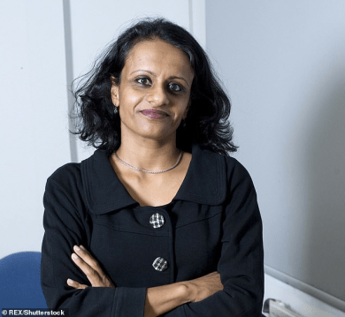 """Cambridge University backs academic who tweeted """"White Lives Don't Matter"""" and promotes her to professor"""