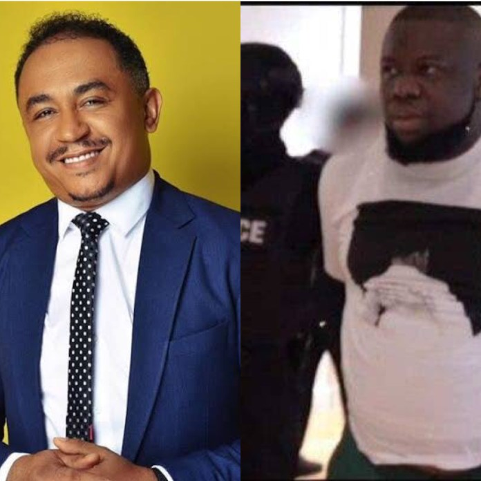 Hushpuppi told me he is an influencer and he never did anything suspicious around me - Daddy Freeze fires back at critics again (video)
