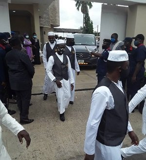 Former Governor Abiola Ajimobi laid to rest in Ibadan (photos)
