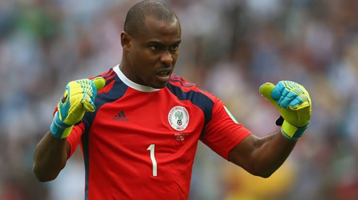 Vincent Enyeama named as new goalkeeper coach of French club, Iris