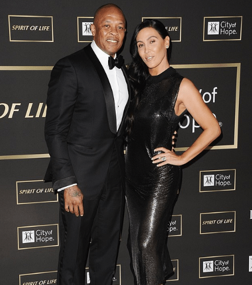 Dr. Dre's wife Nicole Young files for divorce after 24 years of marriage
