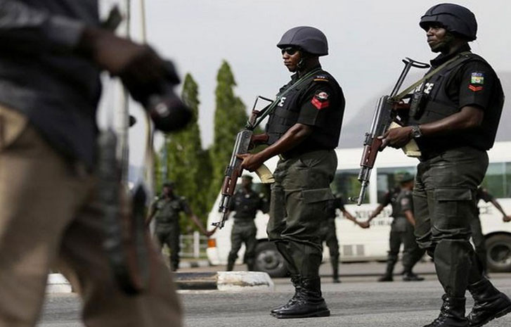 Police in Yobe discover explosives buried in some towns in the state