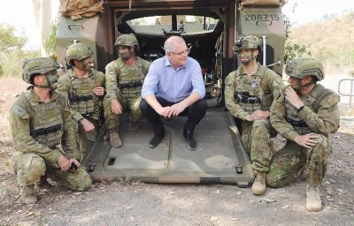 Australia to invest 6 billion to boost defence capabilities amid China's threat in Indo-Pacific