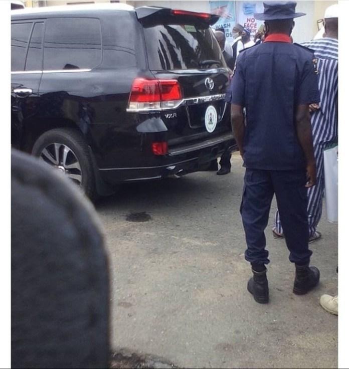 Police prevent Oyo Deputy Gov, Commissioners from attending Ajimobi?s 8th day Fidau; Ajimobi