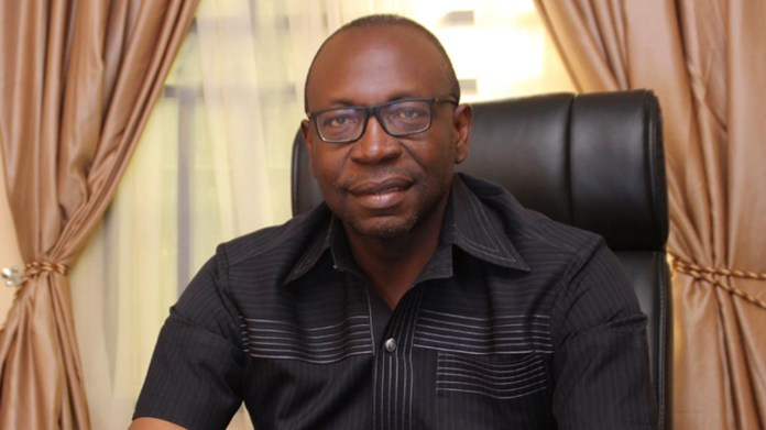 Edo state APC governorship candidate, Osagie Ize-Iyamu, denies pouring acid on a student during his undergraduate days in UNIBEN