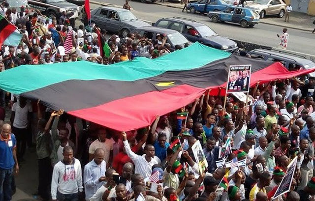 We?re in talks with UN for Biafra referendum ?IPOB