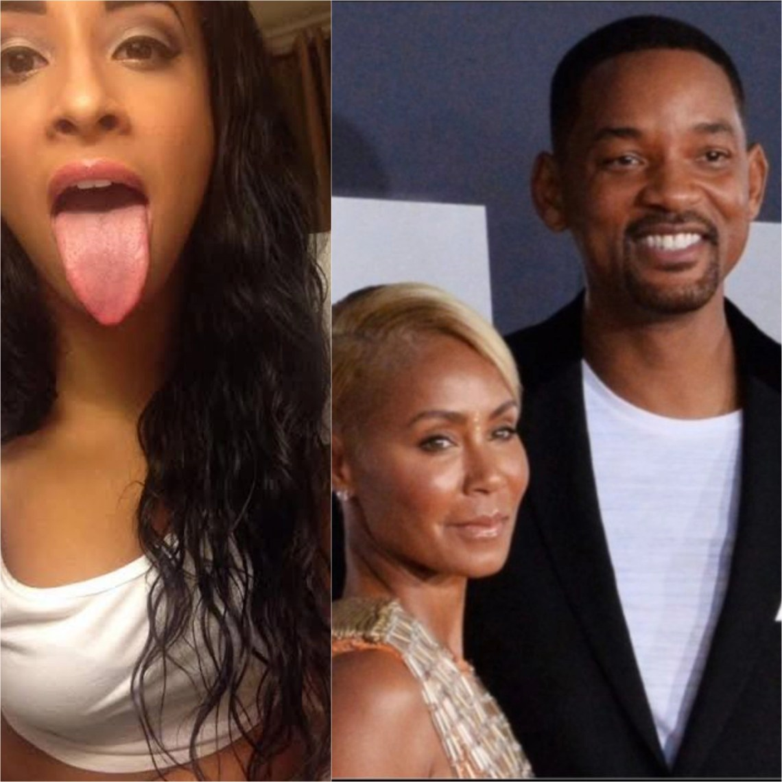 If Will Smith wants to get back at Jada, I