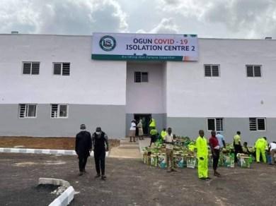 Resident doctors at Ogun isolation centre join strike