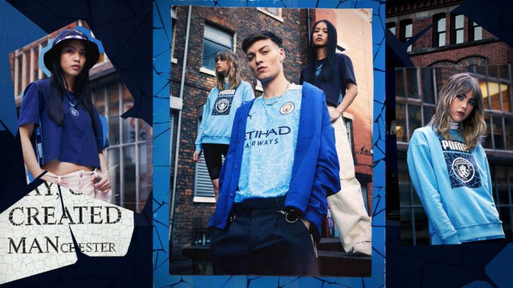 Man City unveil new 2020-21 home jerseys inspired by Manchester?s iconic mosaics (photos)