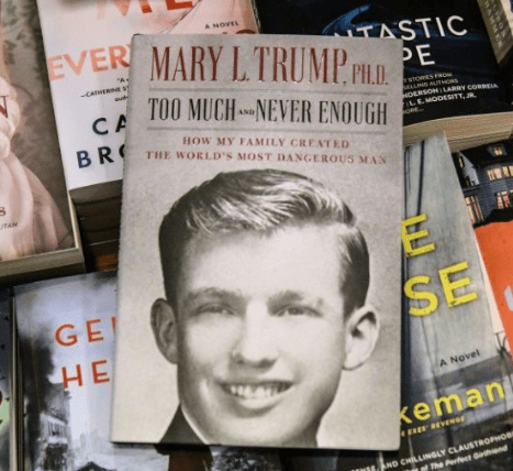 Trump niece?s memoir sells nearly 1 million copies on first day