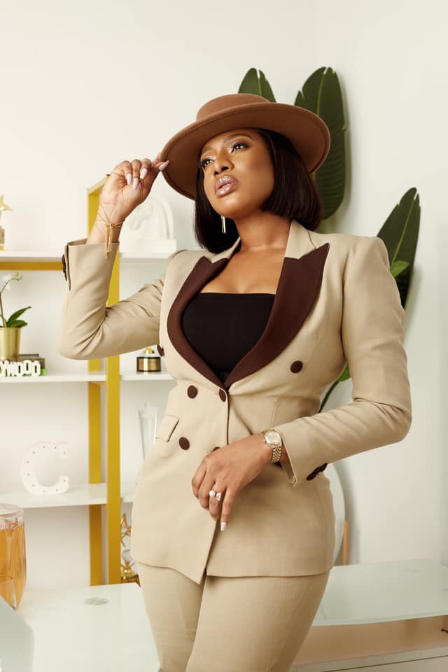 Chika Ike releases beautiful photos