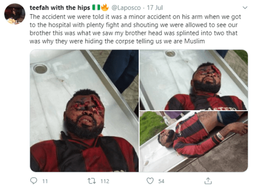 5f156fe61280a - Girl Seeks For Justice After Her Brother Suffered A Horrific Accident At Work That Cut up His Cranium In Two (Graphic Photographs)