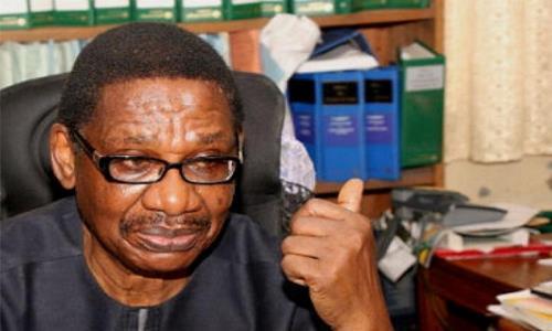 #NDDCgate: Remove Akpabio now- Professor Itse Sagay advises President Buhari