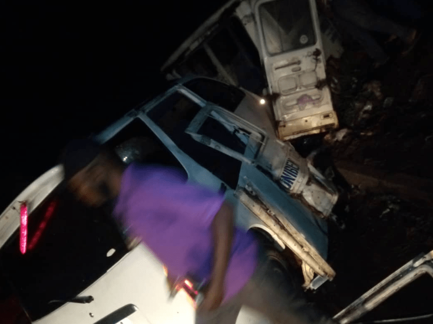 Uniben staff killed, one injured as police allegedly chase driver over N100 (photos)