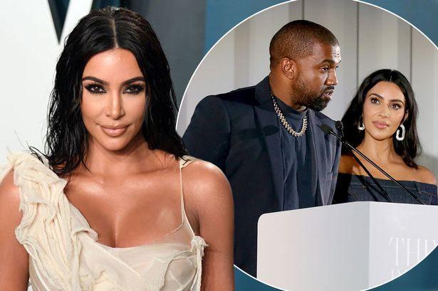 Kim Kardashian speaks on Kanye West