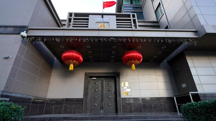 Chinese consulate in Houston was hiding scientist working for Chinese military -FBI alleges after closing consulate