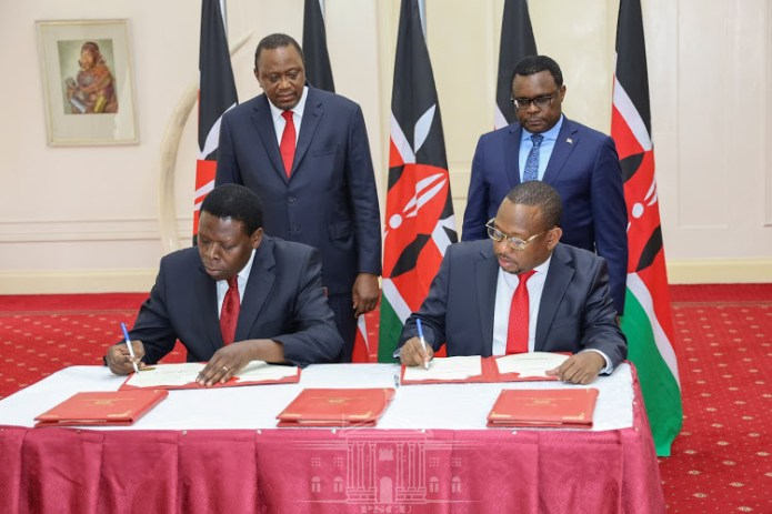 I was totally drunk when I signed over my transfer of functions - Kenyan Governor, Mike Sonko