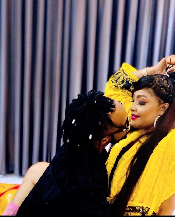 Actress Angela Okorie gets engaged (photos)