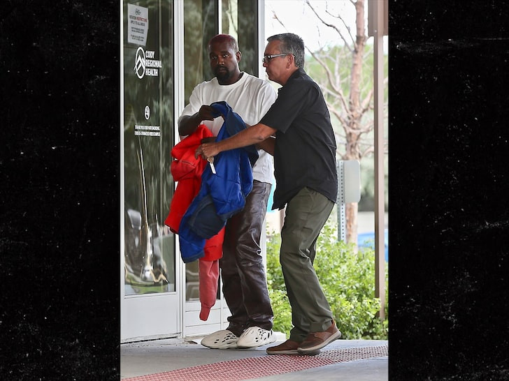 Kanye West visits hospital over anxiety after apologising to his wife Kim Kardashian for ?going public? with their