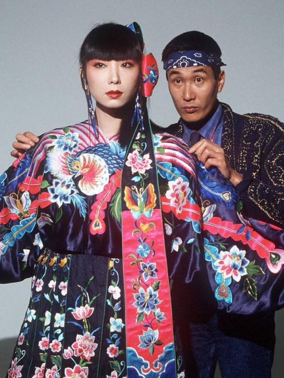 Renowned fashion designer, Kansai Yamamoto dies age 76