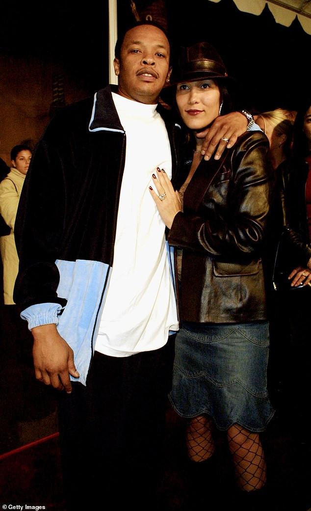 Le Dr Dre répond à sa femme Nicole Young