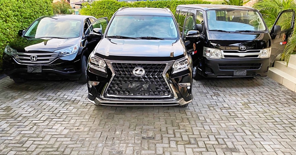 Chika Ike acquires Brand new official cars for Flip Script Studios